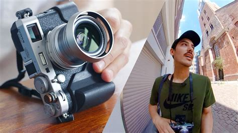IS THE WCL-X100 WORTH IT? - Street Photography Review