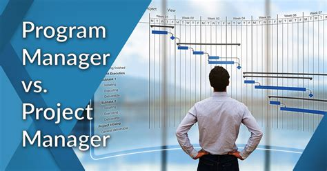 What's The Difference Between Program Manager and Project