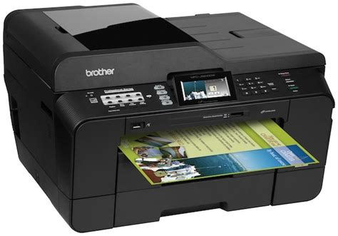Brother MFC-J6910DW Windows Printer Drivers Download For