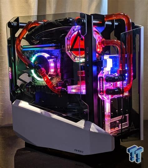 Antec Striker open-frame chassis now available, costs $249