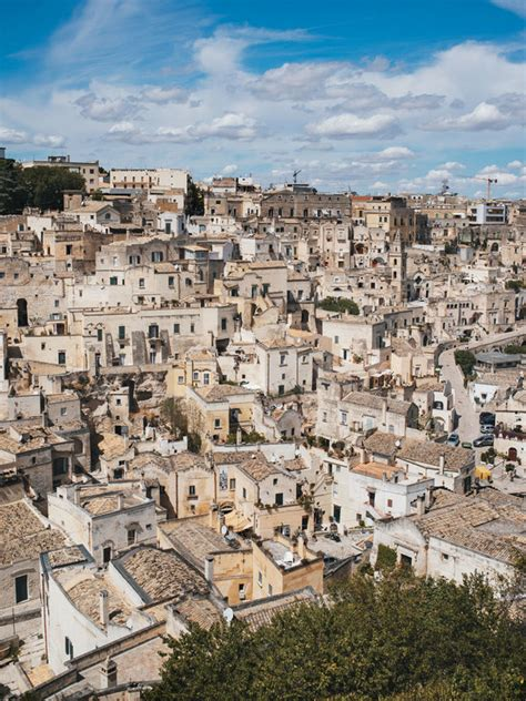 Where to Stay (and What to Eat) in Matera, Italy - The New