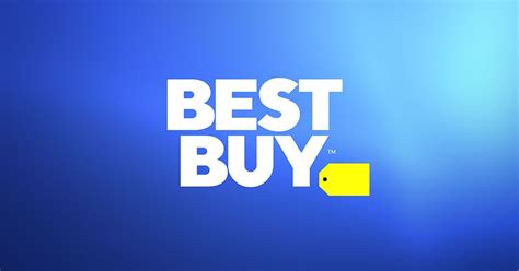 New Best Buy logo diminishes the shopping tag because