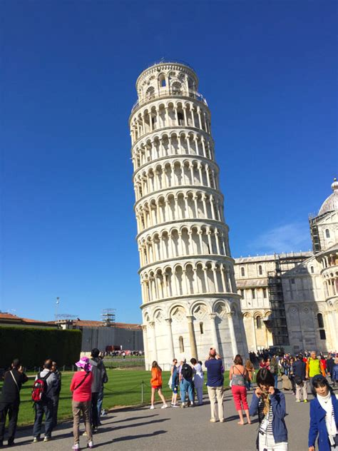The Leaning Tower of Pisa and Cinque Terre in Just One Day