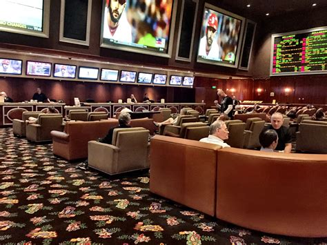 Las Vegas Sports Book News - Daily Fantasy Betting on its