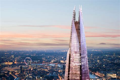 The Shard - A Vertical City In London | iDesignArch