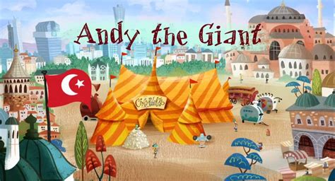 Andy the Giant   Let's Go Luna! Wiki   Fandom