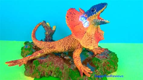 Kids Toys Komodo Dragon Chameleon Frill-necked Learn about