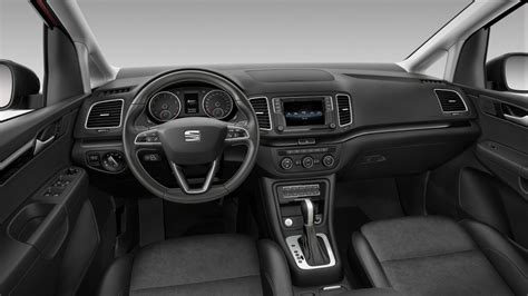 SEAT to Discontinue the Alhambra MPV by 2018, Replace It